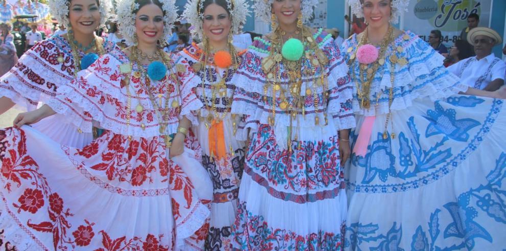 Abiertas lasinscripciones para el Desfile de las Mil Polleras