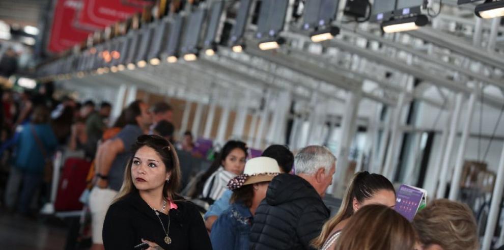 Disminuye la llegada de haitianos a Chile