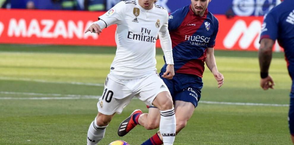Modric reitera: 'me quedo en el Madrid'