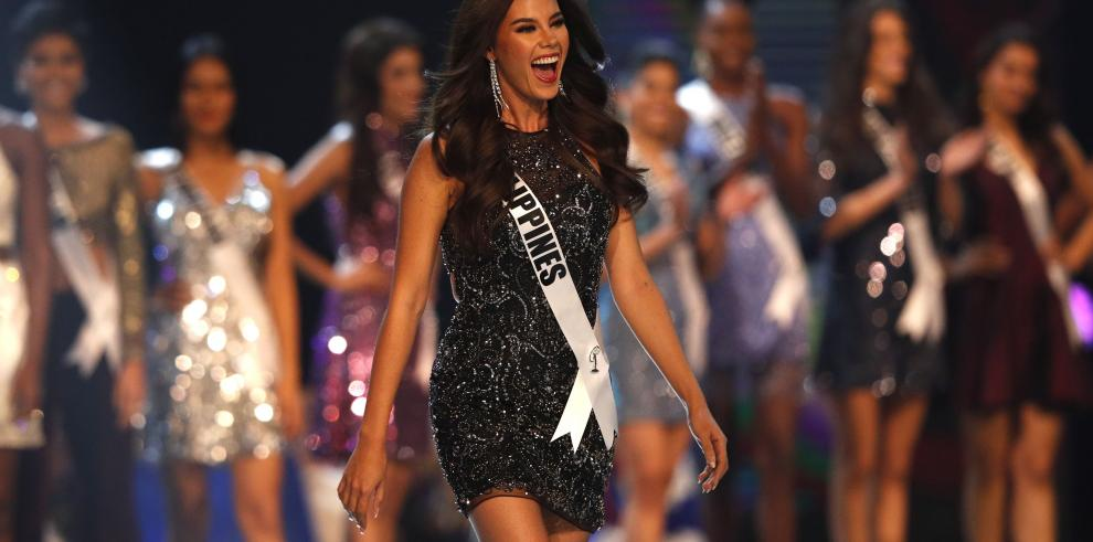 Miss Filipinas se corona Miss Universo 2018