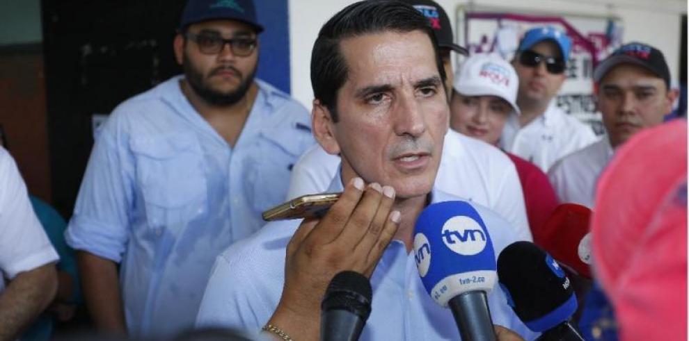 Martinelli rechazaría la vicepresidencia de Rómulo Roux