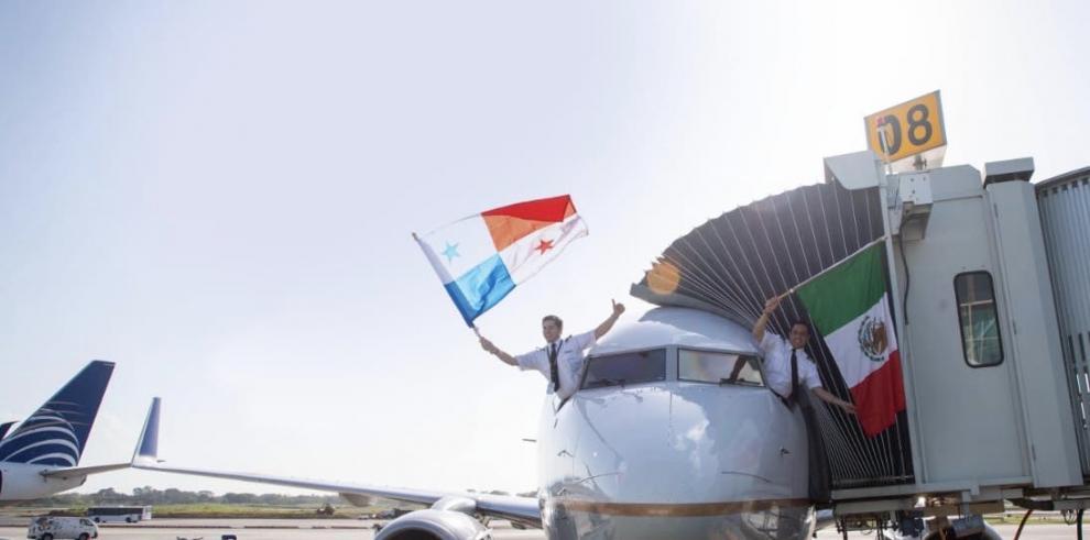 Copa inaugura vuelo directo entre Panamá y Puerto Vallarta