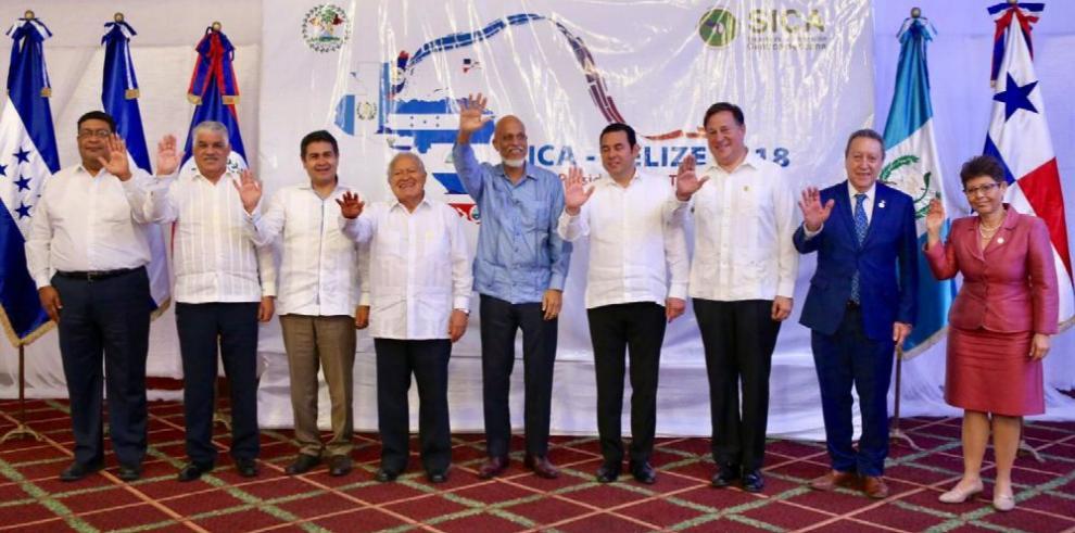 Varela aboga por una mayor coordinación centroamericana