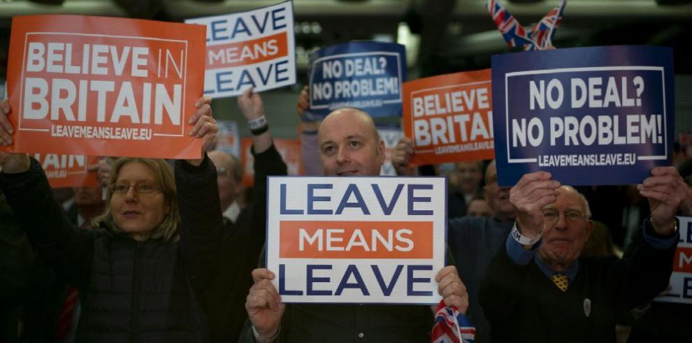Gabinete británico da 'por muerto' el acuerdo del Brexit
