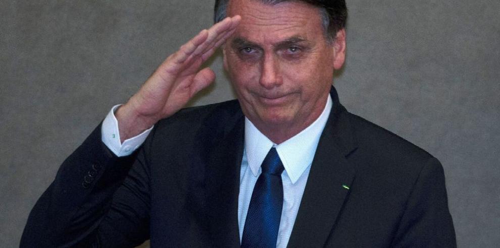 Bolsonaro defiende la salida del COP25