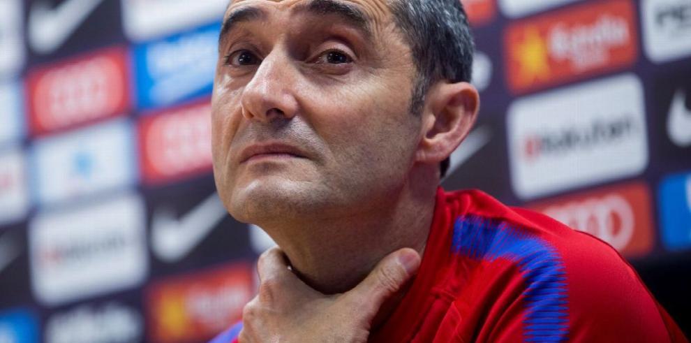 Valverde: 'Lo de Neymar me parece una elucubración'
