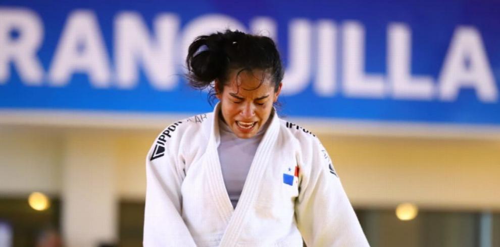 El judo suma otra dorada para Panamá