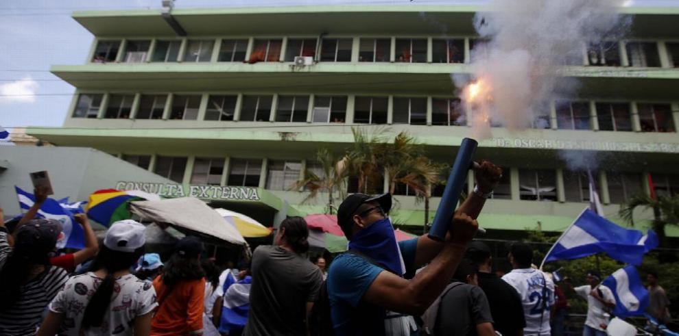 ONU estudia asumir un papel mediador en crisis de Nicaragua