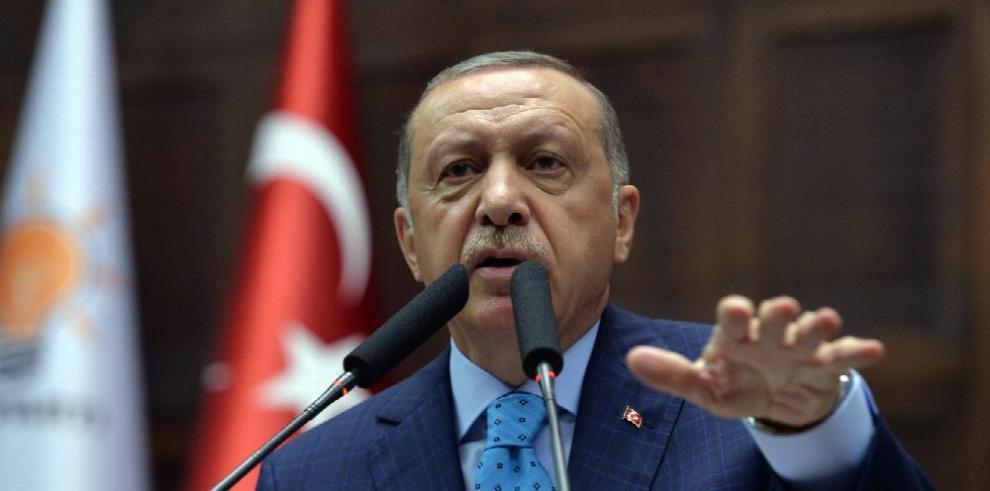 Turquía reacciona a 'amenazas' de Estados Unidos