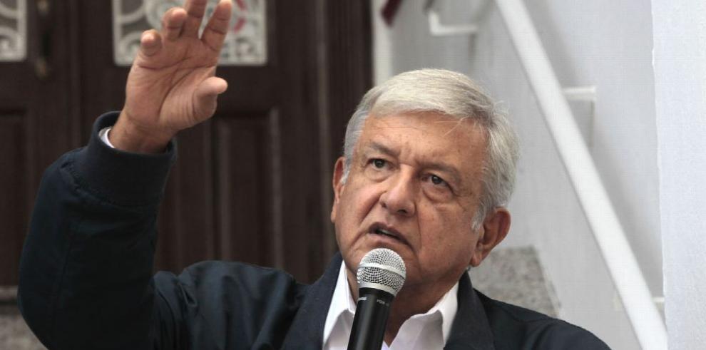 AMLO: Autoridad electoral actuó de mala fe