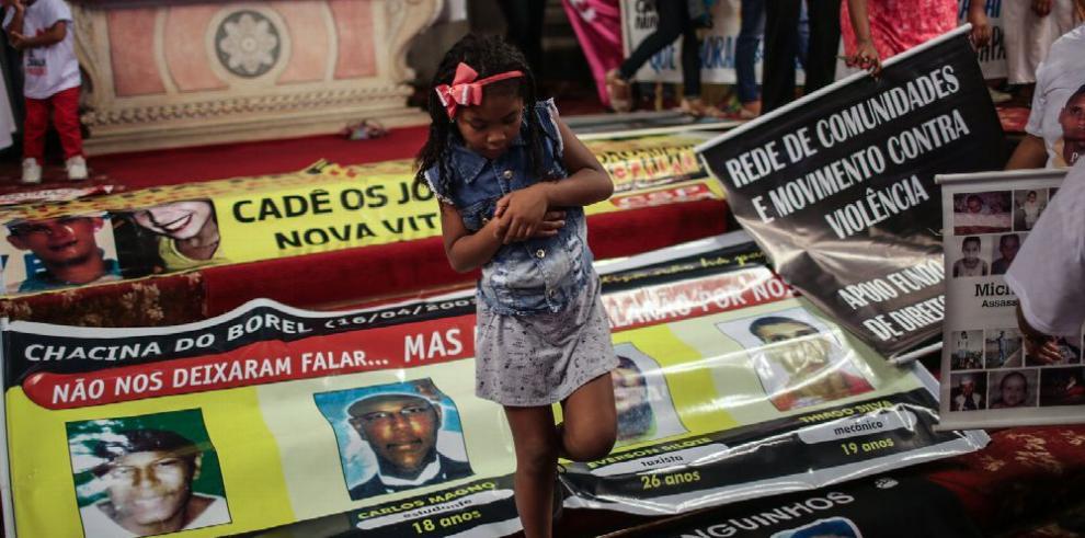 Brasil: recuerdan masacre de la Candelaria