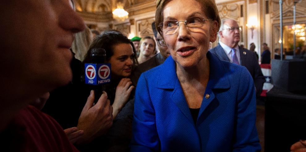 Las mujeres logran nuevo récord en Congreso de EEUU tras las elecciones