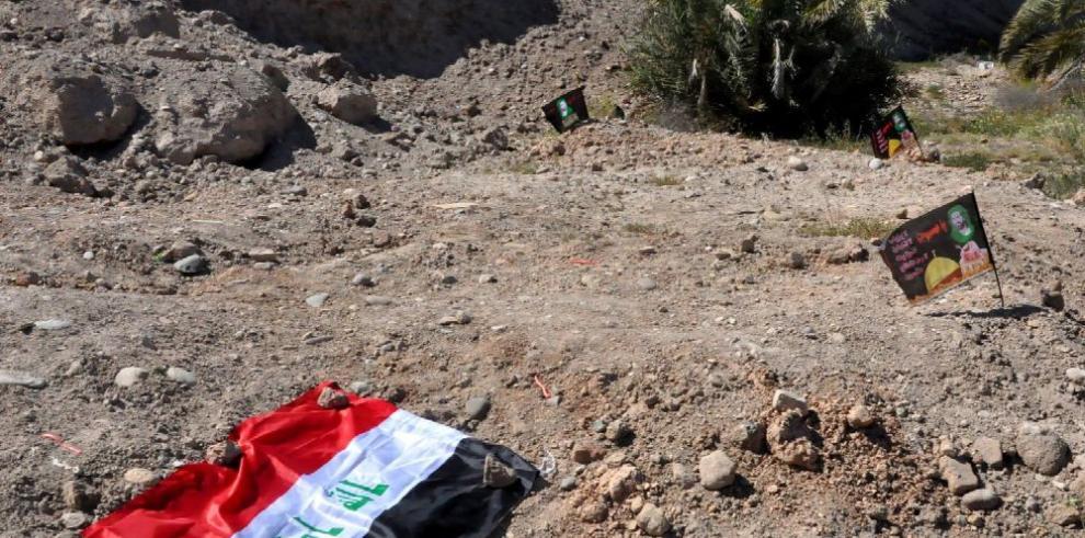 EI enterró en Irak a más de 12 mil cadáveres