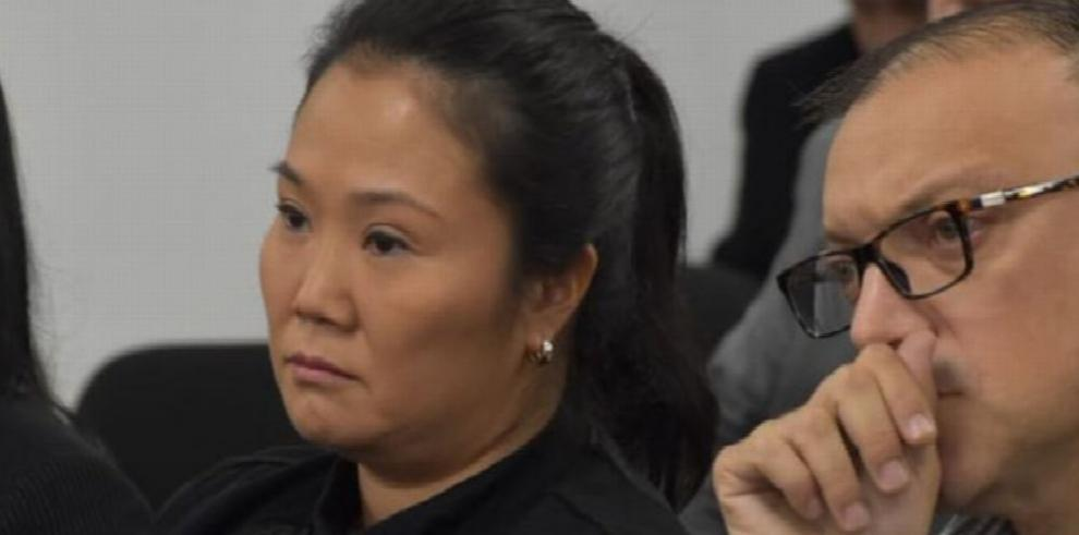 Fujimorista será testigo en caso contra Keiko