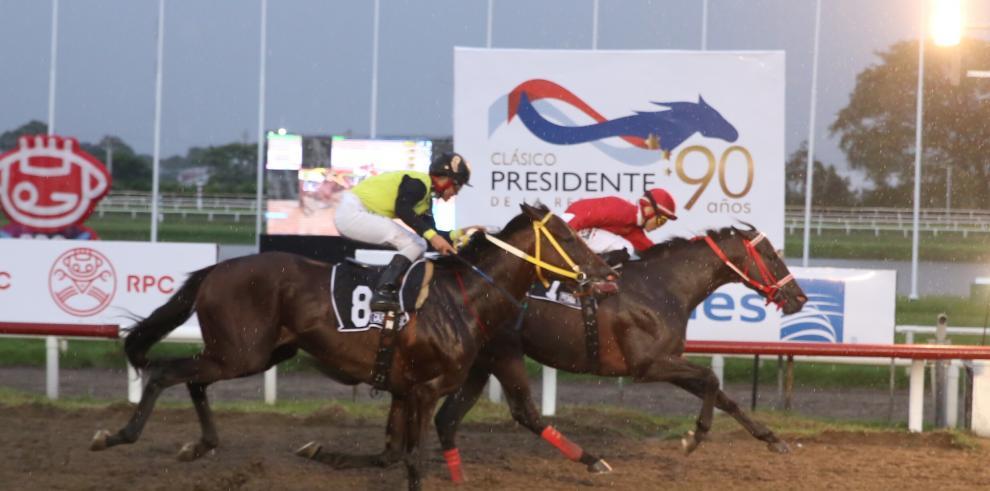 Promise To Power gana el Clásico Presidente de laRepública