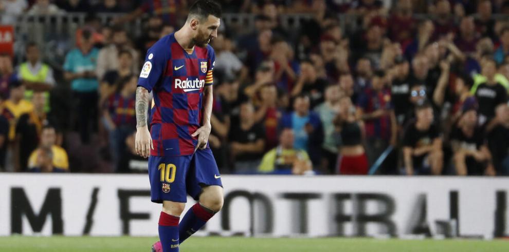 Lionel Messi, 2019