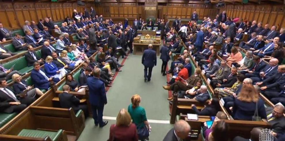 Parlamento británico 2019