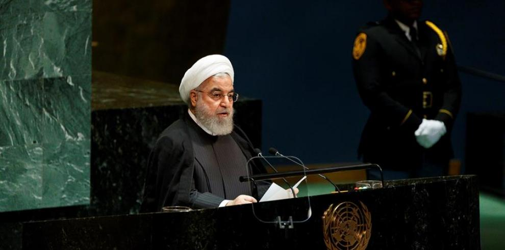Presidente iraní, Hassan Rouhani