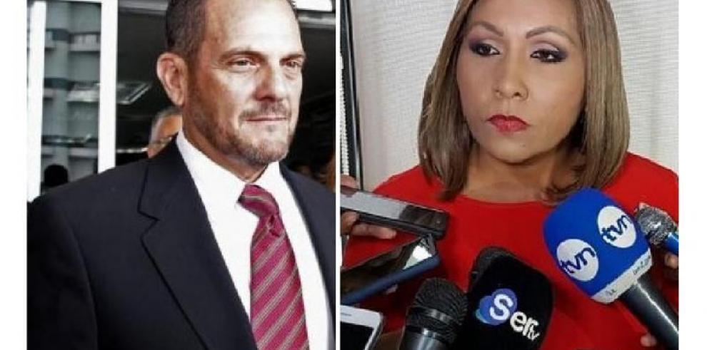 Corte rechaza denuncia presentada por Humbert contra Ábrego