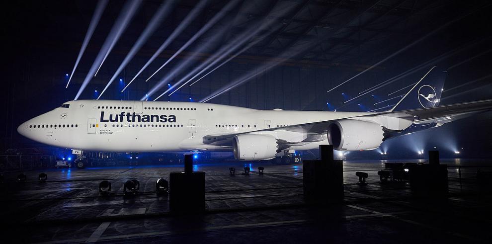 Lufthansa lanza nueva imagen de la marca, ahora más moderna