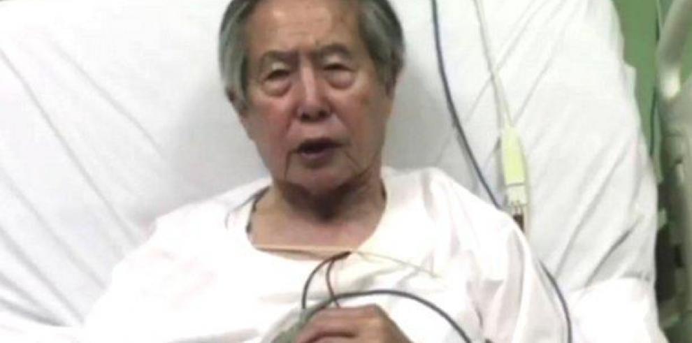 Fujimoridebe más de $15 millones por reparaciones civiles
