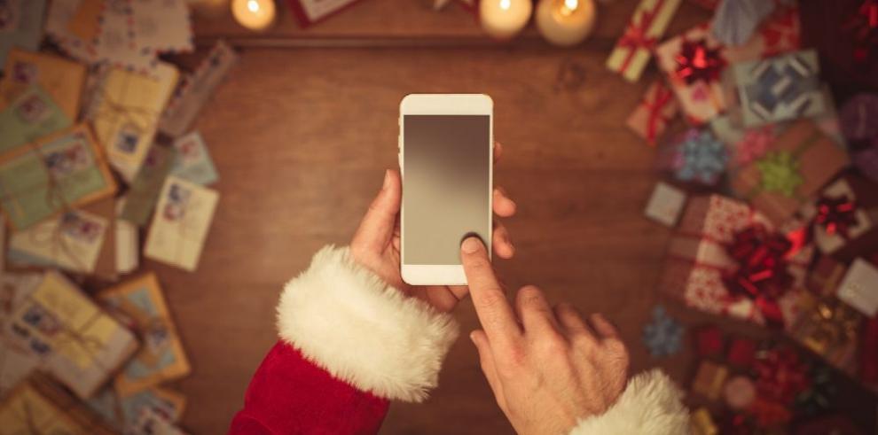 Aplicaciones para hablar con Santa