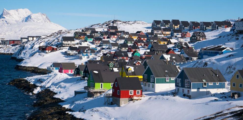 Groenlandia, un destino de hielo y el hotel más remoto del mundo
