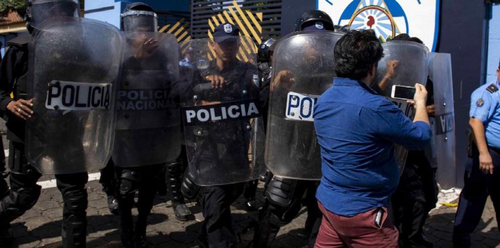 Oposición de Nicaragua llama a un nuevo paro para exigir salida de Ortega
