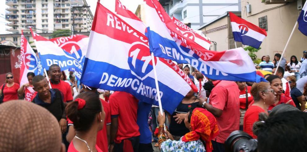 Estudio de intención de votos favorece a Cortizo para el 2019