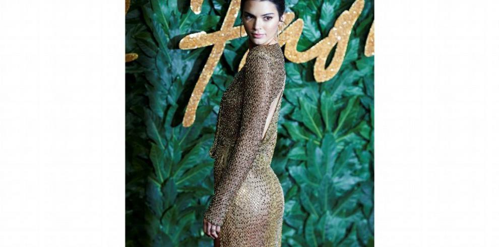 Kendall Jenner es la modelo mejor pagada del año