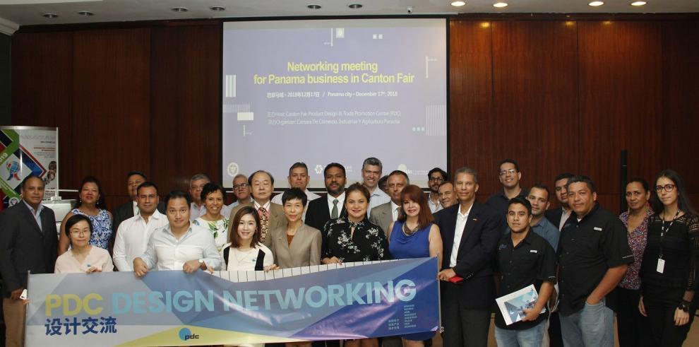 China promueve feria de Cantón en Panamá