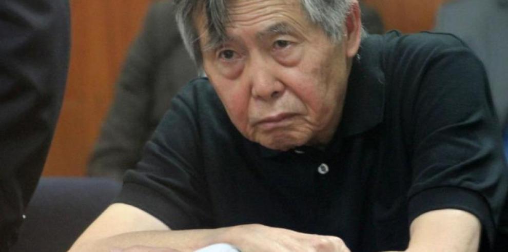 Corte Suprema de Perú rechaza suspender el reingreso en prisión de Fujimori