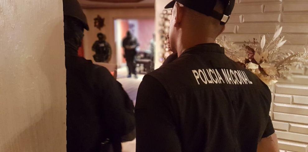 Policía Nacional detiene a seis presuntos pandilleros de 'Calor Calor'