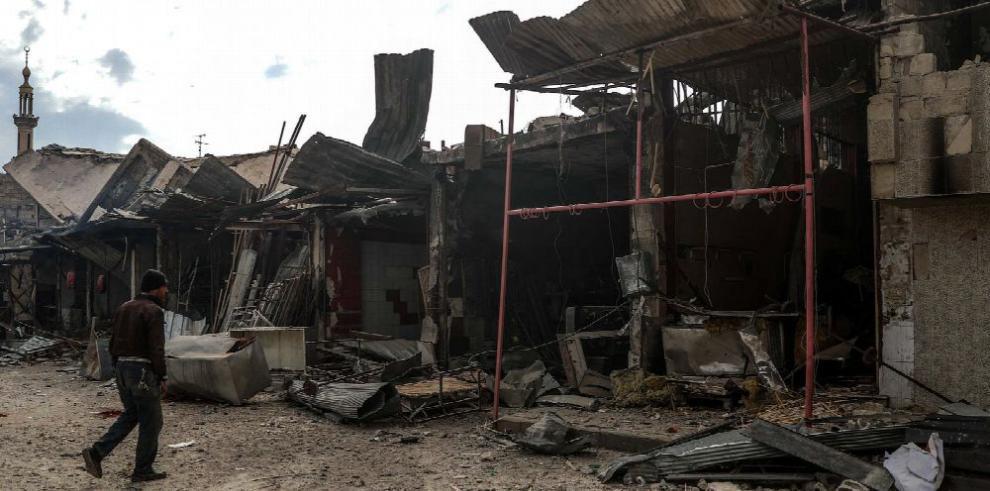 La ONU pide fin a la jornada sangrienta en Guta Oriental