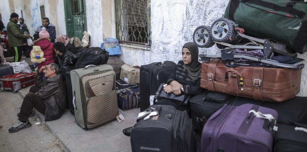 Gaza, en estado de emergencia tras recortes en ayudas