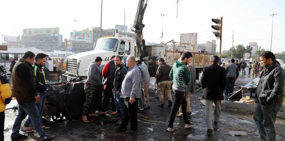 Cifra de muertos por doble atentado en la capital de Irak aumenta a 36