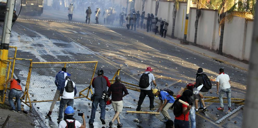 Comisionado DDHH se une a llamado al diálogo para resolver crisis en Honduras