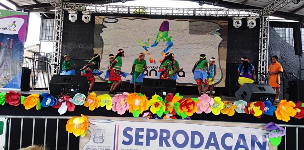 Último día del Festival Bunde y Bullerengue en Darién