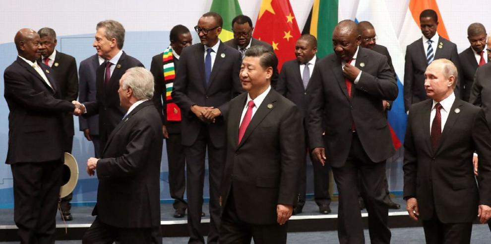 BRICS cierra su X cumbre con miras hacia África