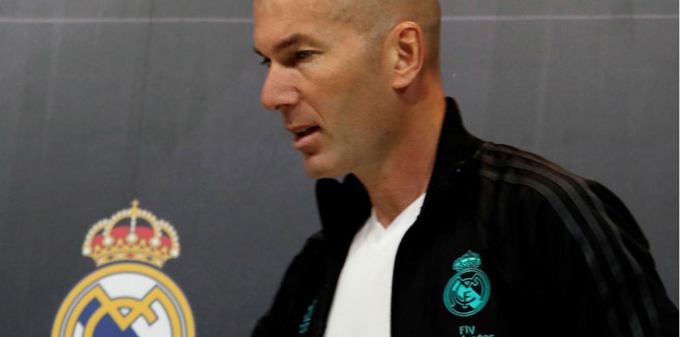 Zidane: 'Estoy cansado de escuchar que estamos mal; vende más lo negativo'