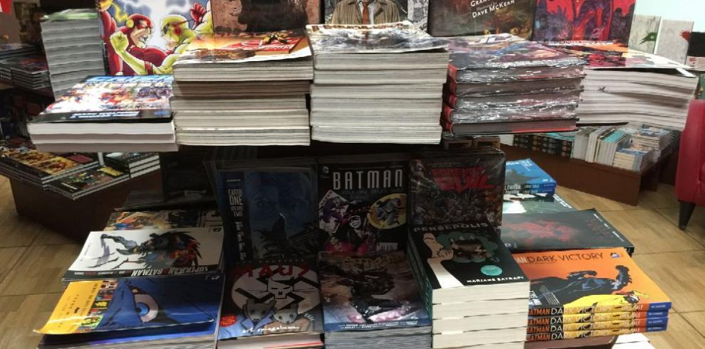 De historietas, cómics, tebeos o mangas