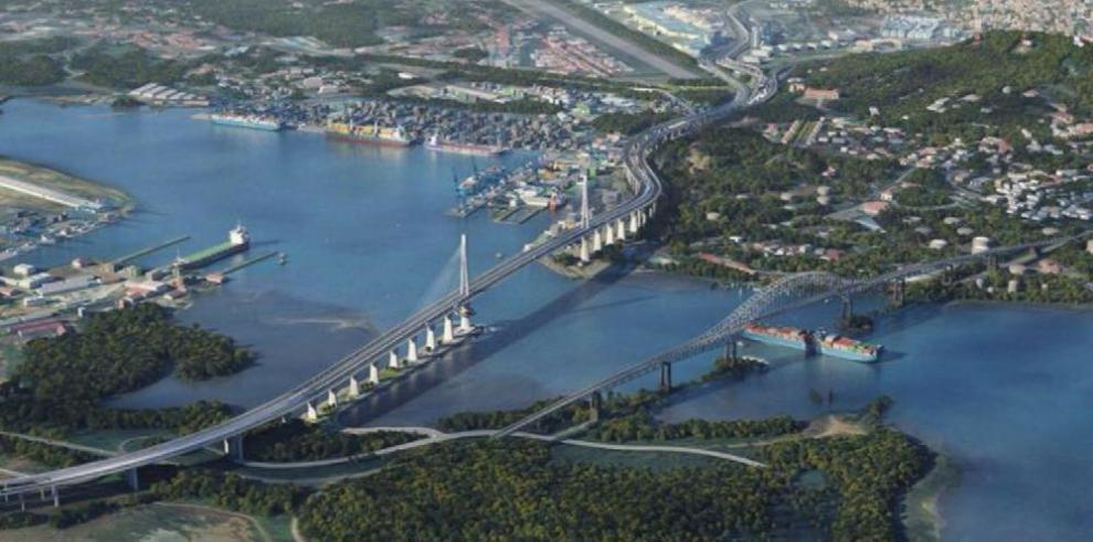 Consorcio chino gana el contrato del Cuarto Puente