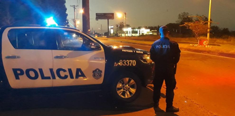 Cuatro extranjeros indocumentados detenidos en Panamá con 788 kilos marihuana