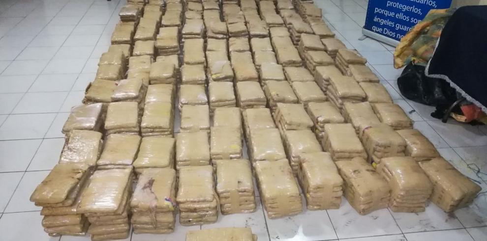 Condenan a cuatro extranjeros a 117 meses por tráfico de droga