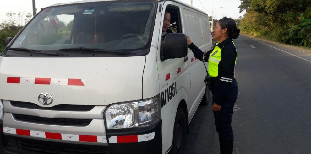 Más de 2 mil multas por exceso de velocidad y embriaguez comprobada