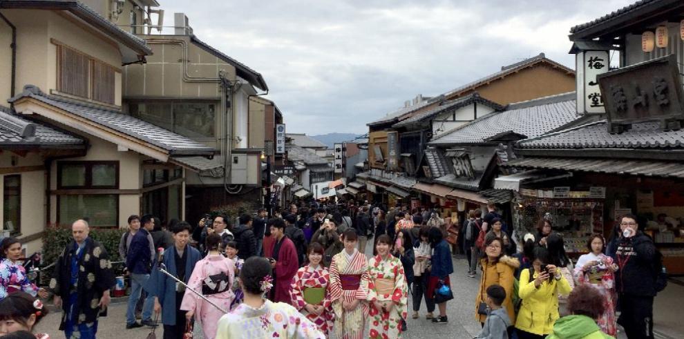 Kyoto, final del viaje