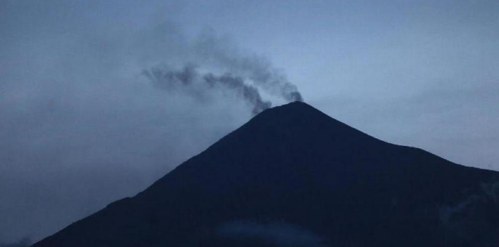 La ONU aprueba 1,5 millones de dólares tras erupción del volcán de Guatemala
