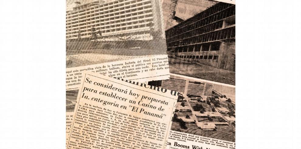 La poco conocida historia del hotel El Panamá