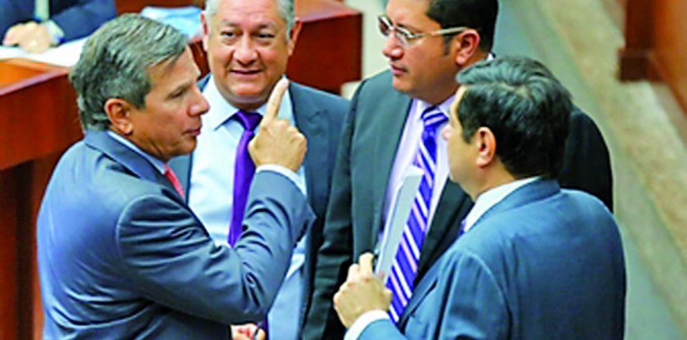 PRD reta a oficialistas a aprobar ley de imprescriptibilidad