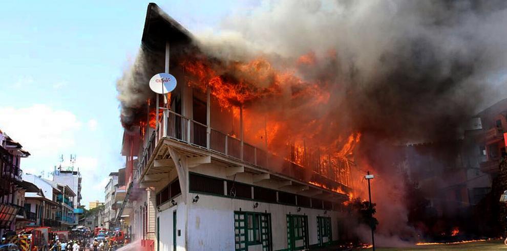 Ministerio Público abre investigación por incendio en San Felipe